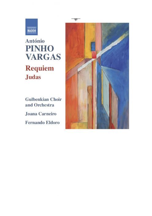 Requiem Judas CD Naxos in October